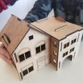 Minik mimarlar iş başında