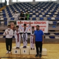 Tekvando Malatya Şampiyonu