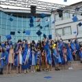 4.sınıf ve 8.sınıflarımızın için çoşkulu mezuniyet törenimiz..