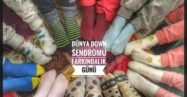 21 Mart Dünya Down Sendromlular Günü