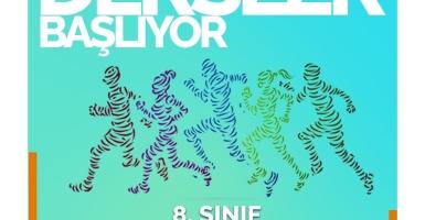 LGS DERSLERİMİZ 3 EYLÜL' DE BAŞLIYOR.